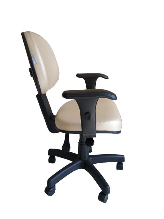 Cadeira Executiva Anatomica com Back System Braços com regulagem