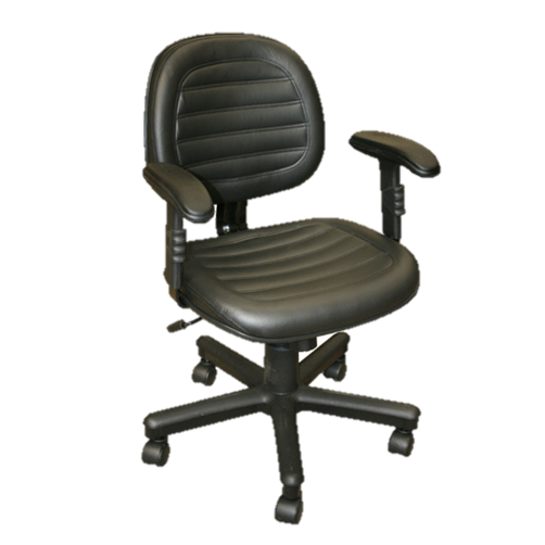 Cadeira Executiva Gomada Base back System e braços