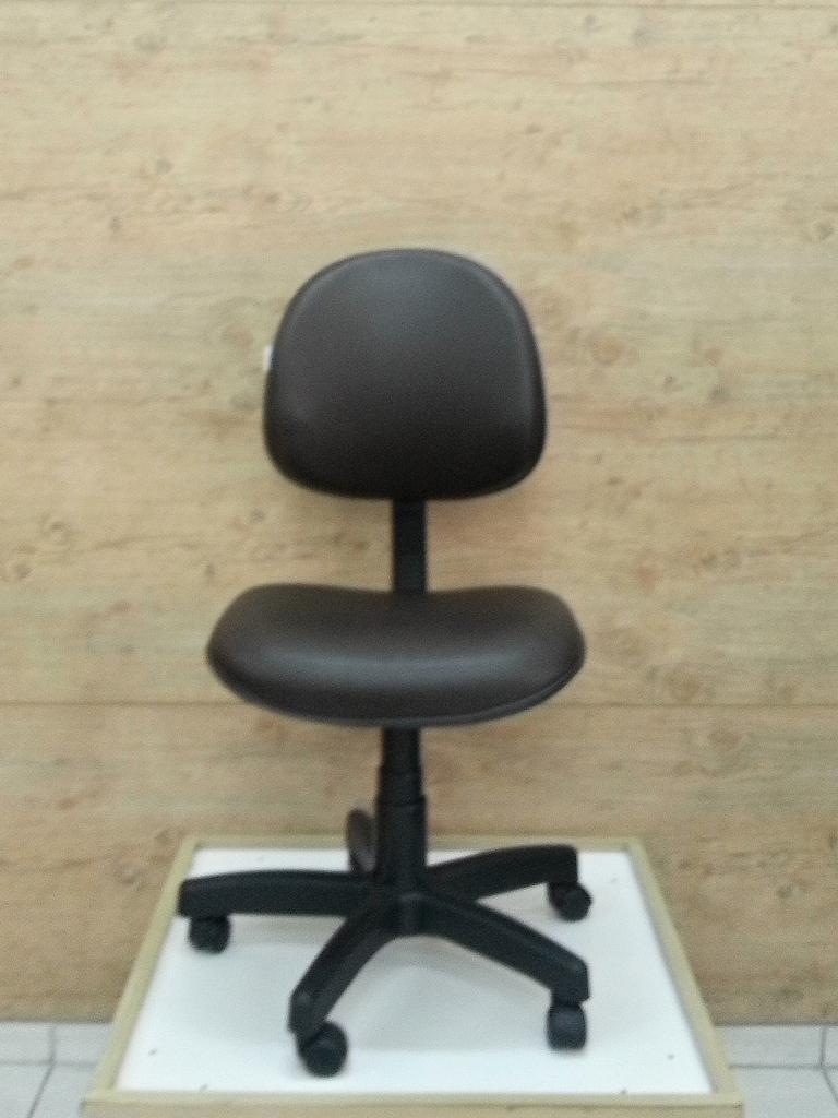 Cadeira com rodízio
