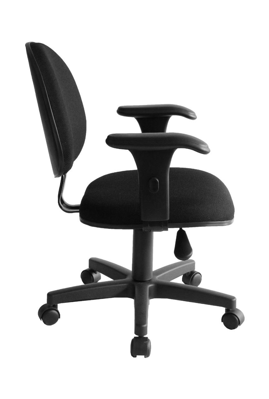 Cadeira Digitador Lisa 40mm com Back system